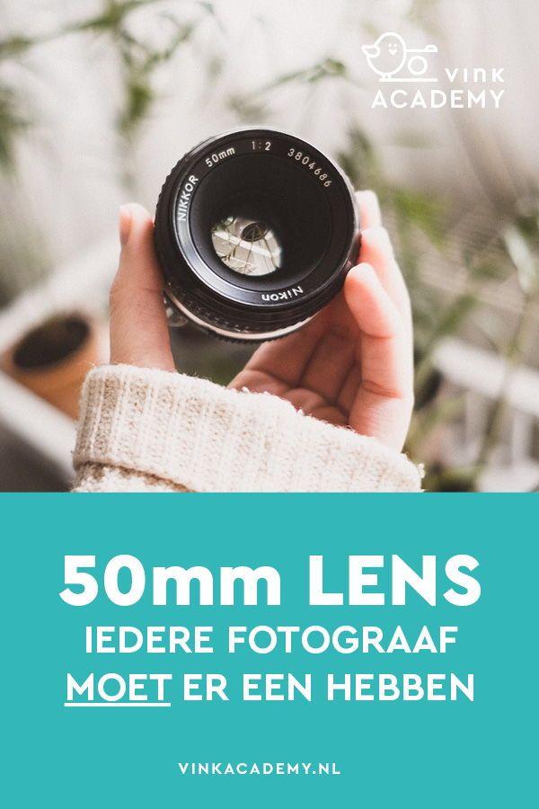 8 redenen waarom je een 50mm lens moet hebben.