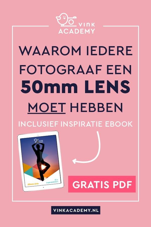 Dit is waarom iedere fotograaf een 50mm lens moet hebben