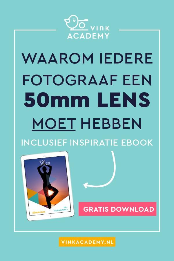 8 redenen waarom je een 50mm lens wilt hebben