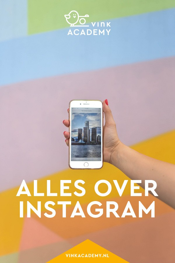 Alles over Instagram