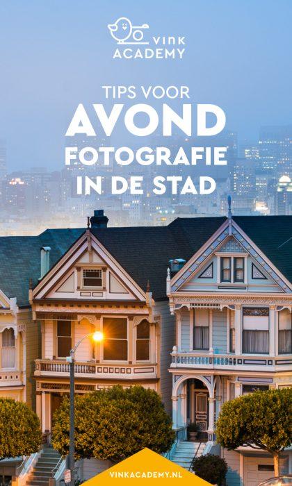 Tips voor het fotograferen in de stad: 's avonds en 's nachts