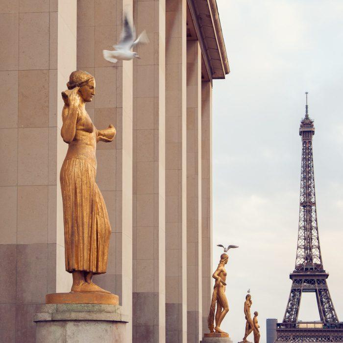 Eiffeltoren in Parijs fotograferen