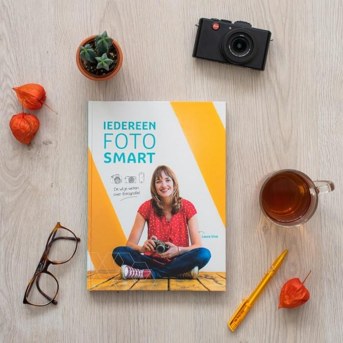 Boek Iedereen FotoSMART