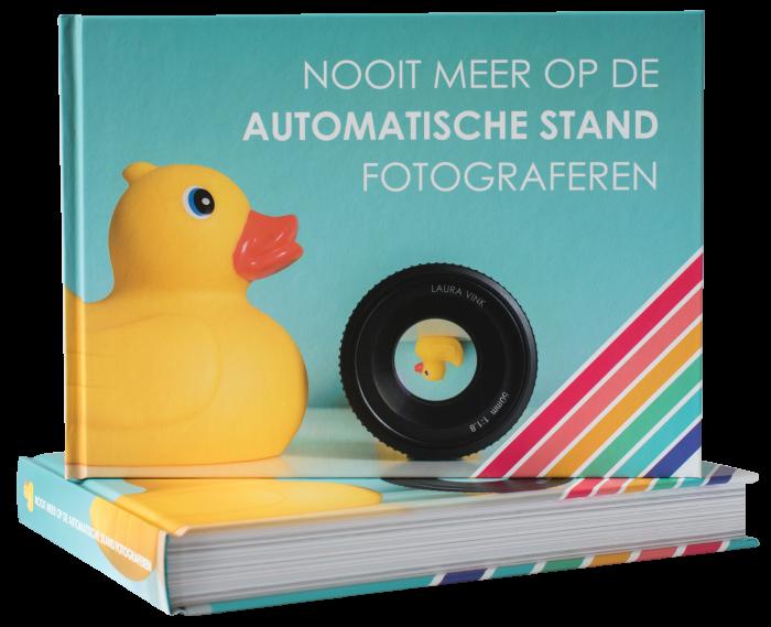 Online fotografiecursus Nooit Meer Op De Automatische Stand Fotograferen