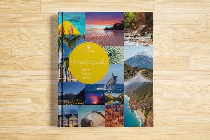 Mijn boek Reisfotografie - Explore Discover Capture
