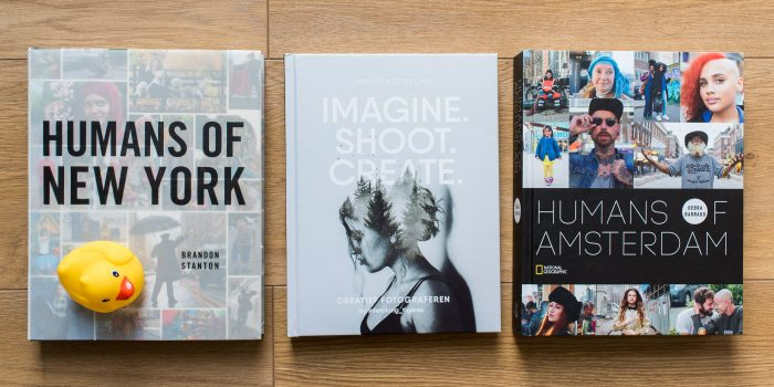 Humans of New York, Humans of Amsterdam en Imagine Shoot Create