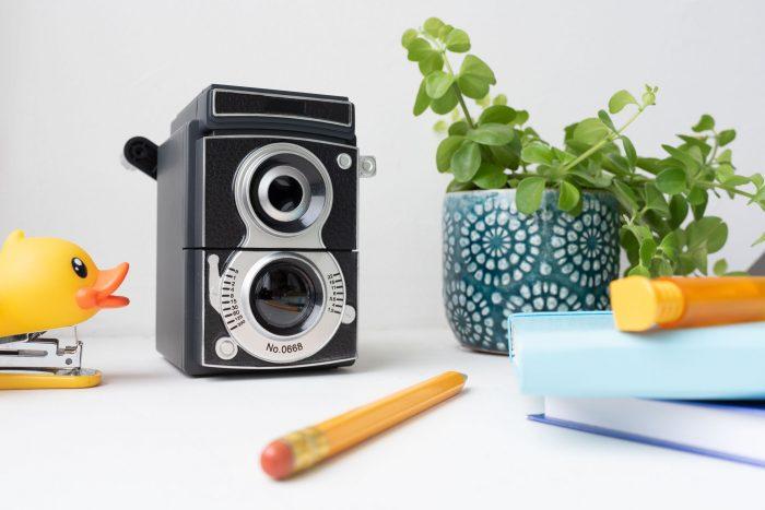 Cadeautip voor fotografieliefhebber: camera puntenslijper