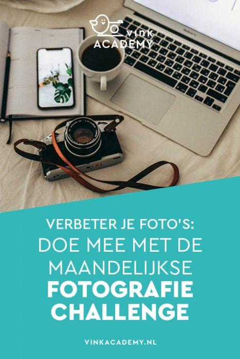 Doe mee met de maandelijkse fotografie challenge
