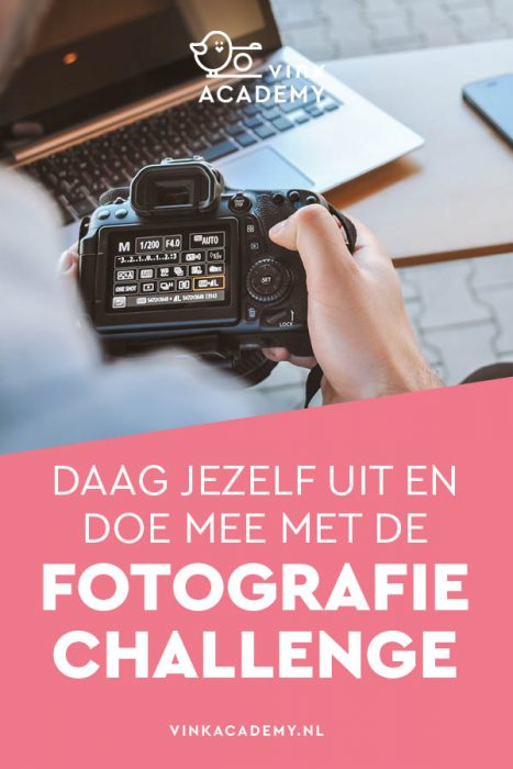 Doe je ook mee met de fotografie challenge van deze maand?