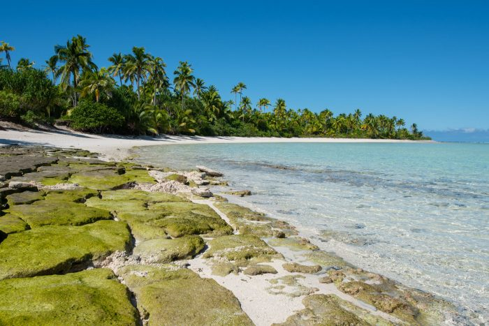 One Foot Island, Aitutaki, Cookeilanden