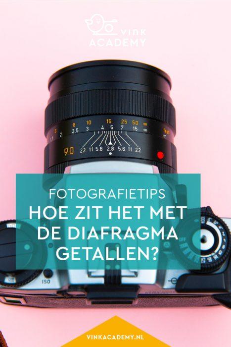 Fototips: uitleg over diafragma
