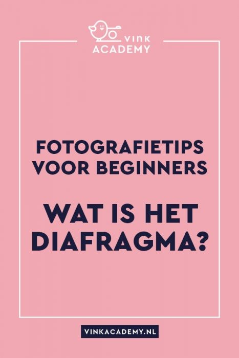 Hoe zit het met diafragma getallen?