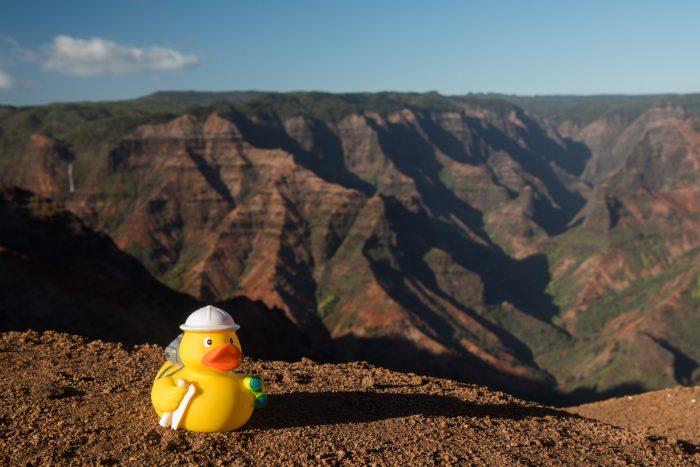 Deze plek op Kauaii wordt de Grand Canyon van Hawaii genoemd