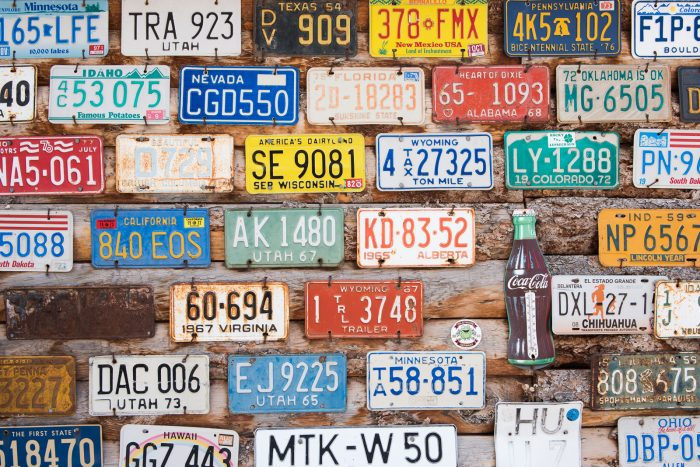 Foto Idee: Letters & cijfers