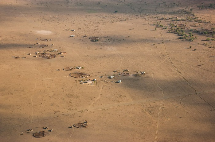 Dorp in Tanzania
