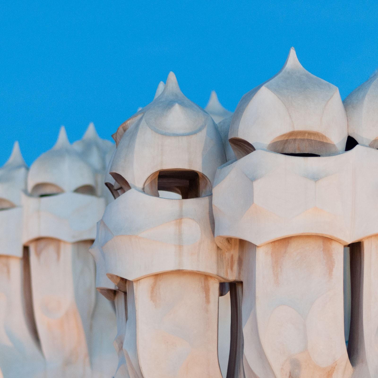 Inspiratie gaudi in barcelona vink academy - Ontwikkel een grote woonkamer ...