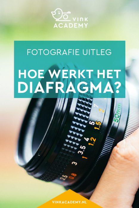 Hoe werkt het diafragma