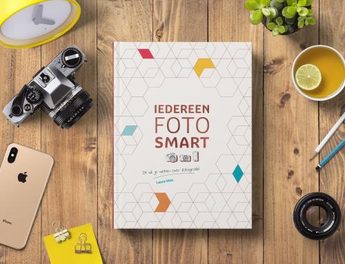 Nieuw boek: Iedereen FotoSMART [nu te reserveren!]