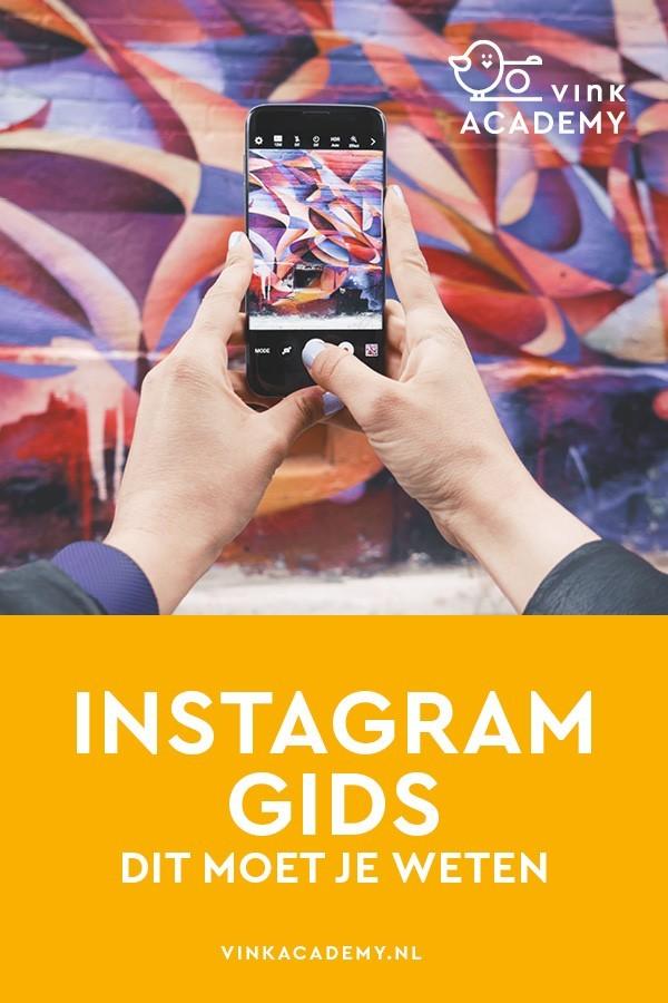 Dit wil je weten over Instagram!
