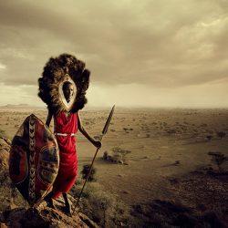 © Masai - Jimmy Nelson