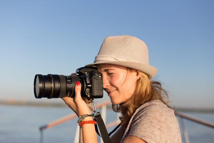 Laura maakt een foto - doe je ook mee met de challenge?