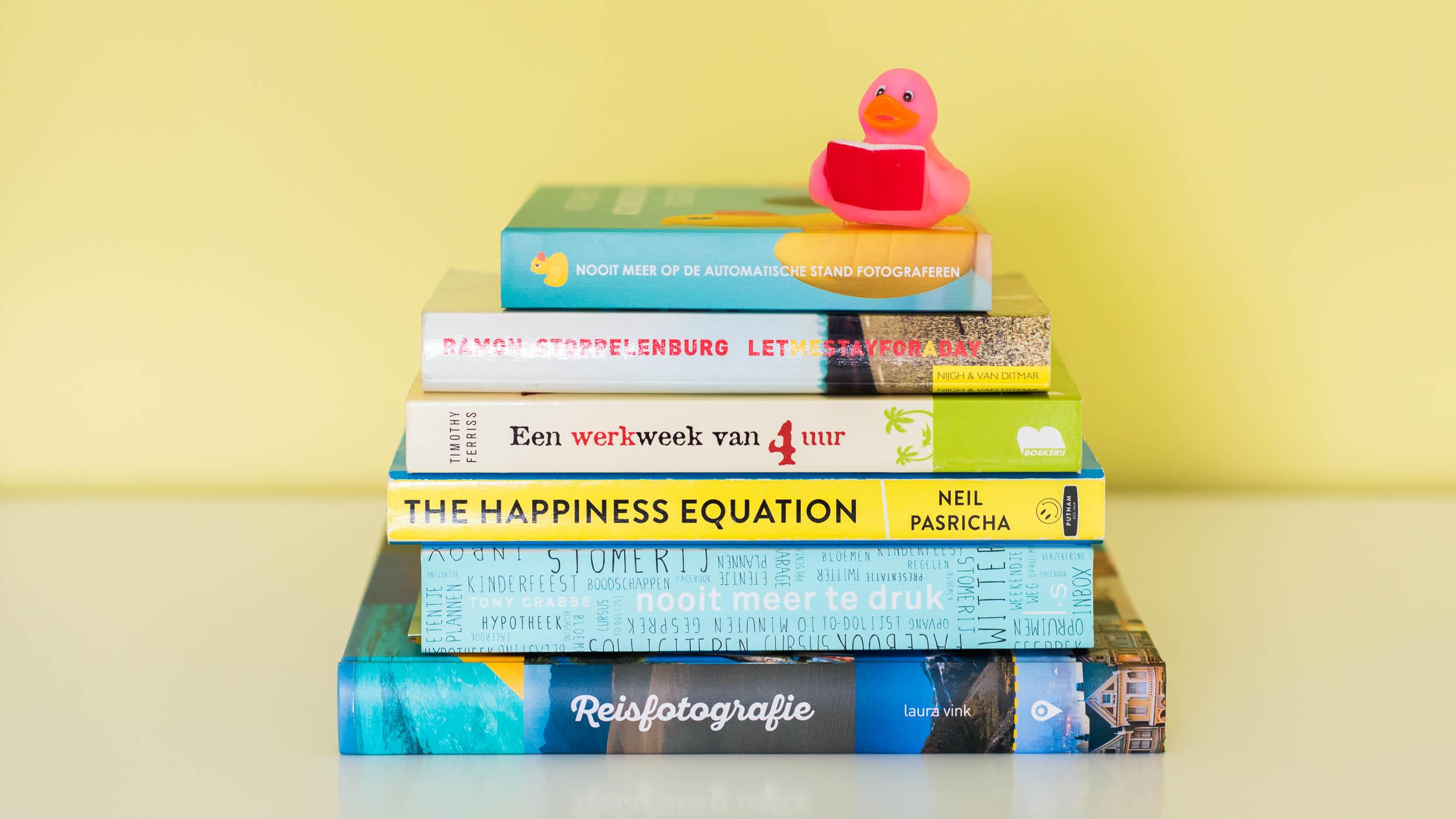 Een paar van mijn favoriete boeken