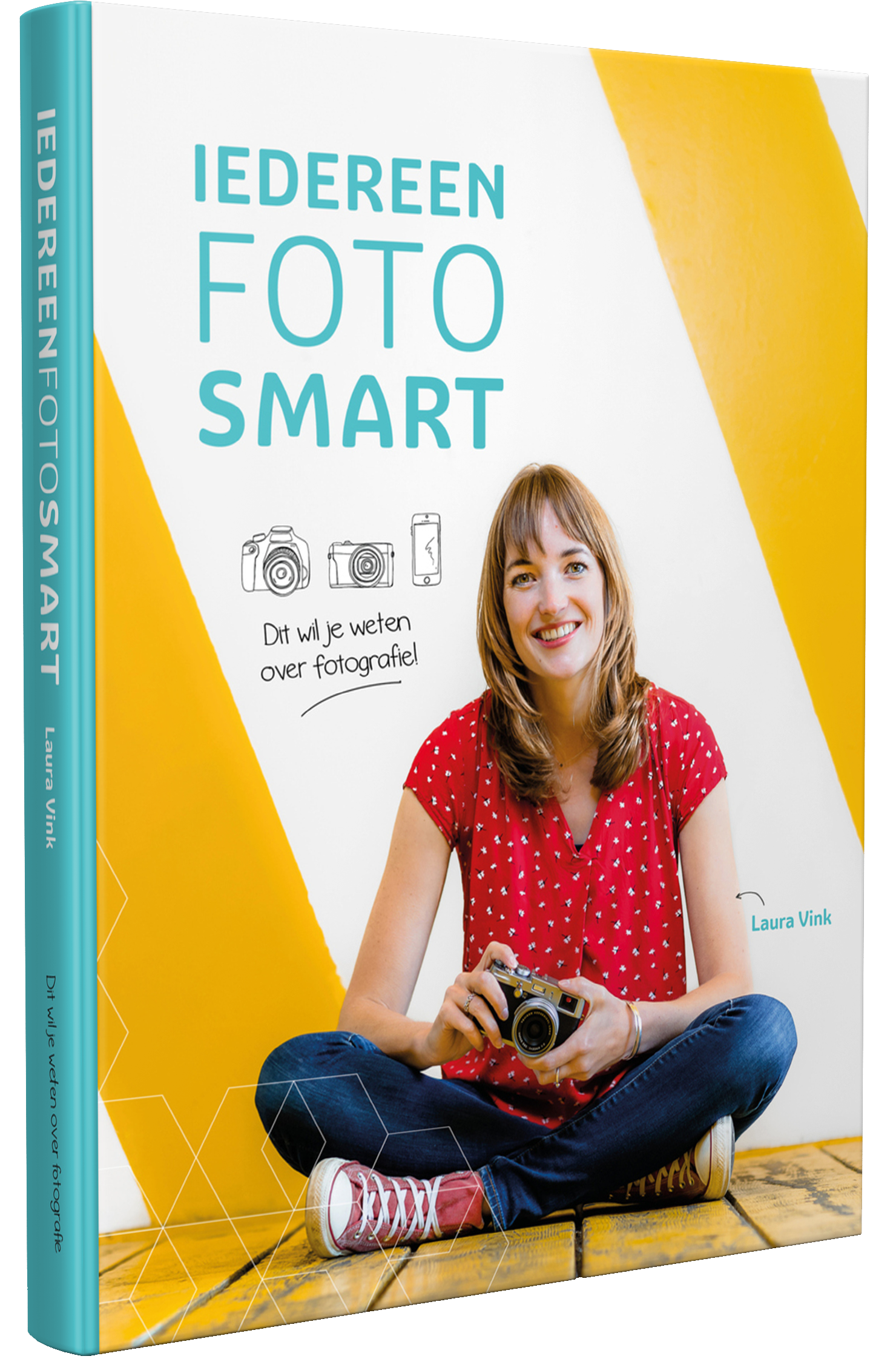 Boek Iedereen FotoSMART geschreven door Laura Vink