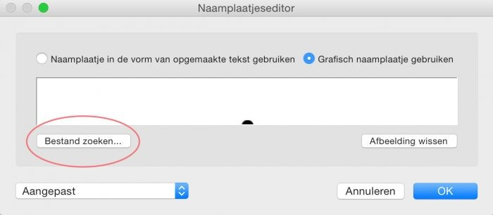 Klik op bestand zoeken en selecteer de PNG die past bij de layout en is van de maand die je wilt maken.