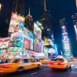 Bewegingsonscherpte New York