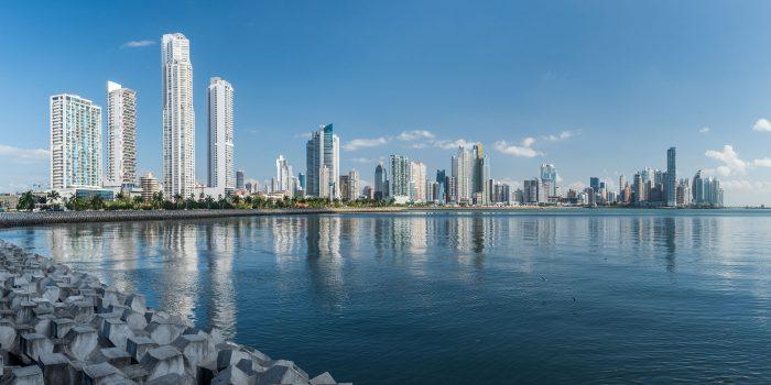 Skyline van Panama City