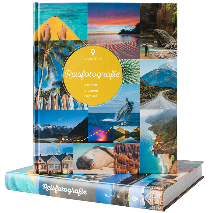 Boek Reisfotografie - Explore Discover Capture