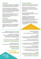 PDF: Spiekbriefje voor het fotograferen van een lichtfestival