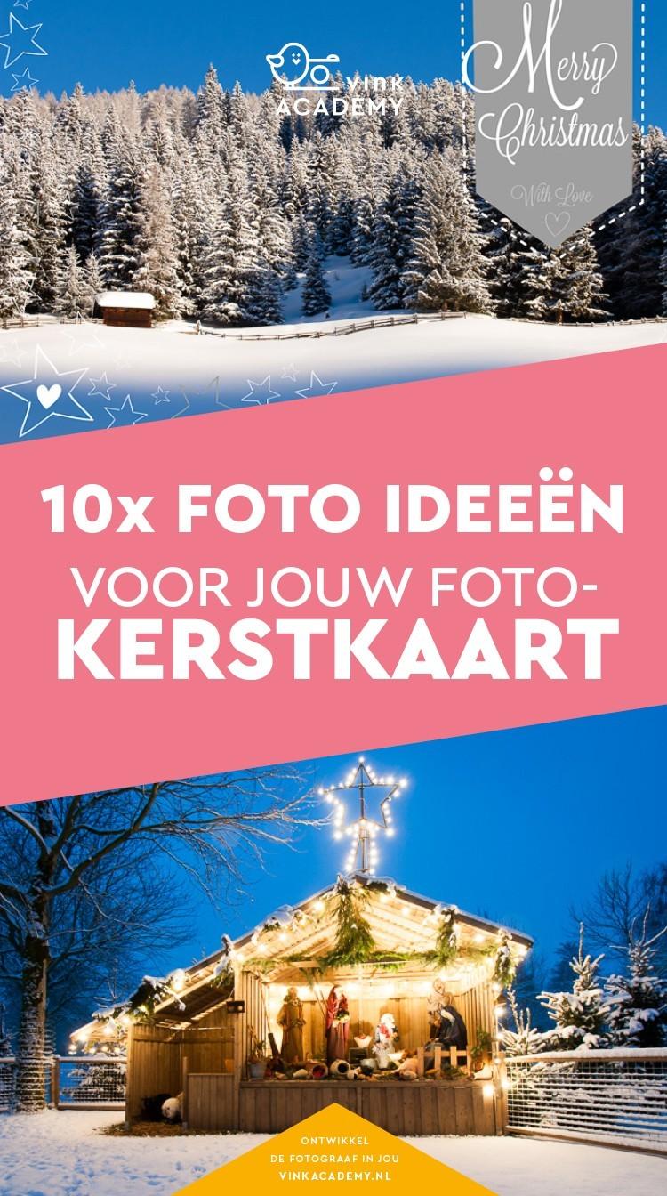 10x Inspiratie Voor Je Kerstkaart Met Eigen Foto