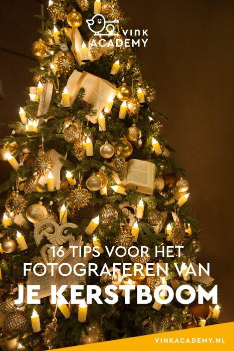 Zo maak je de mooiste foto's van de kerstboom met kerstmis