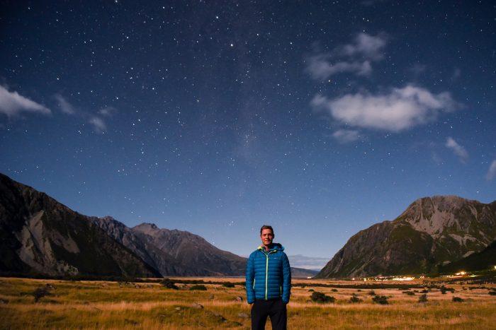 Sterren fotograferen in Nieuw-Zeeland