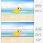 Compositie: de regel van derden & de gulden snede (en het verschil daarin!)