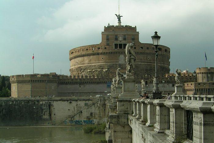 Engelenburcht 2004, Rome