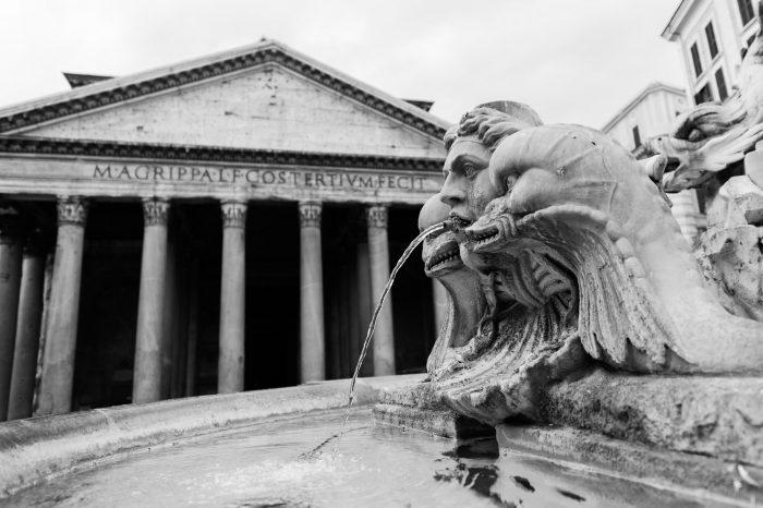 Pantheon Rome 2013