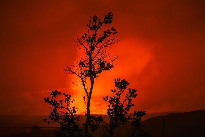 Kleur rood: vuur