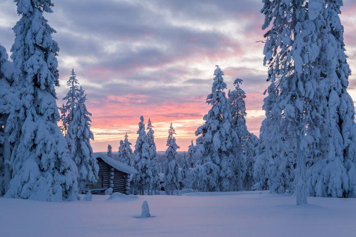 Om iets voor half 1 fotografeer ik alweer de kleuren van de zonsondergangen. Bizar he!?