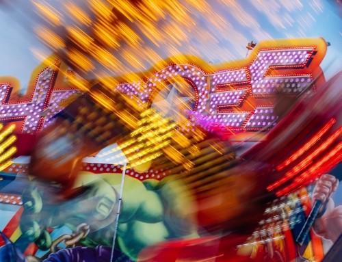 Fotografie challenge juli & augustus: Kleurrijk