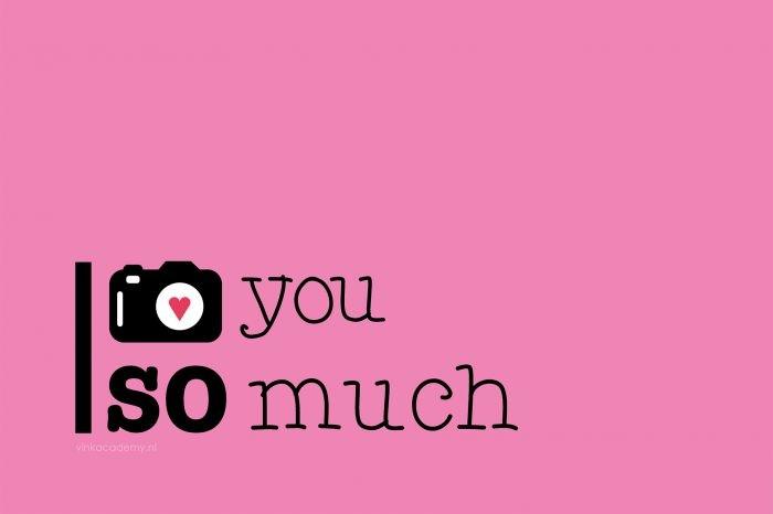"Valentijnskaart ""ISO"""