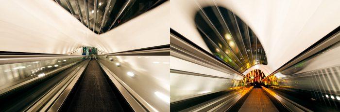 Variatie in rolrichting. Links: Omlaag. Rechts: omhoog.