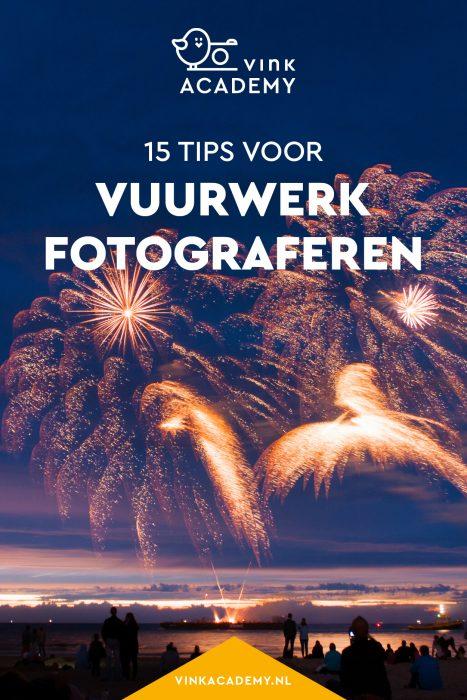 Tips voor vuurwerkfotografie