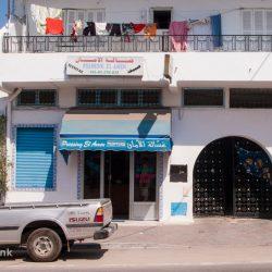Wapperende was Tunesie