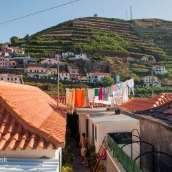 Wapperende was Madeira