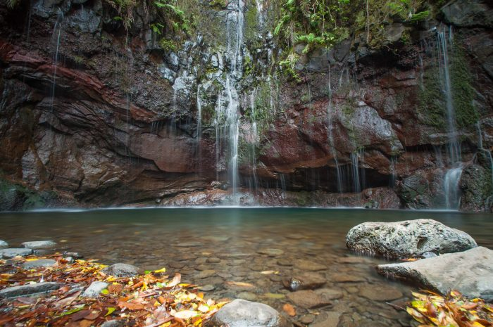 Waterval Madeira, 25 fontes