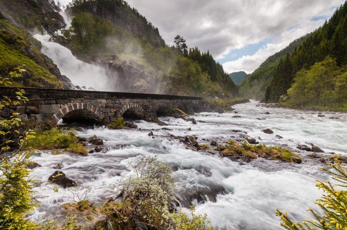Fotograferen van watervallen; kijk goed naar de compositie