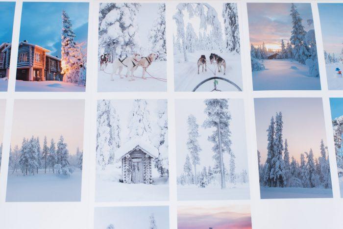 Selecteer de foto's