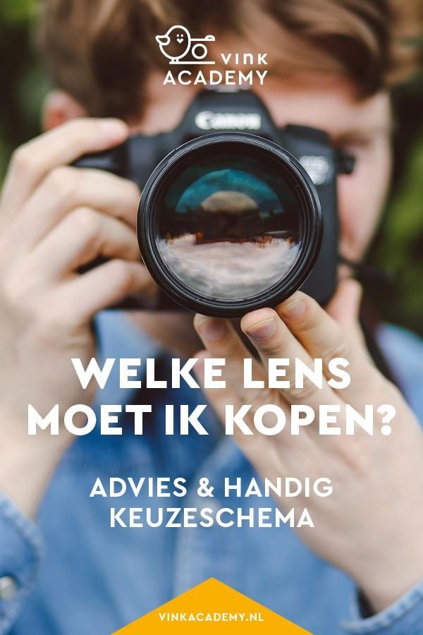 Vraag: welke lens moet ik kopen?
